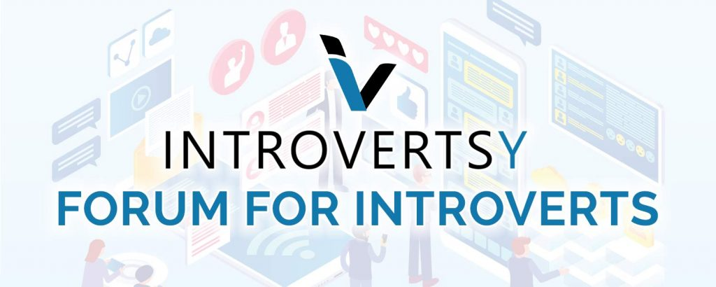 New Forum by Introvertsy Image with link